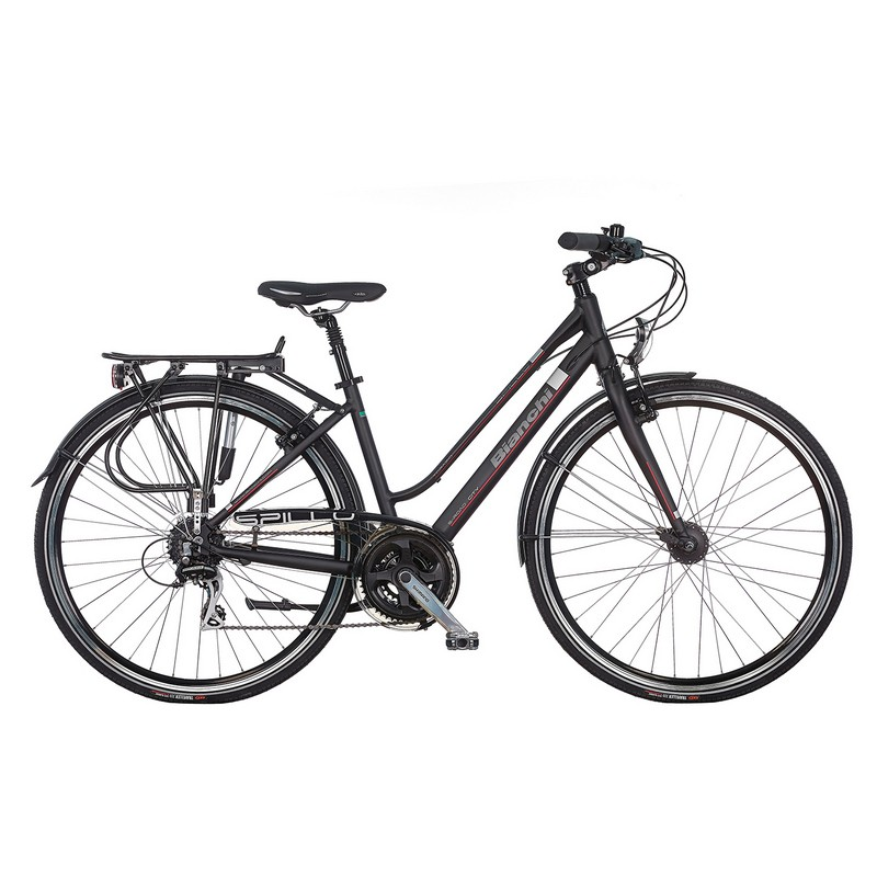 Bici Trekking Bianchi Spillo Topazio Lady